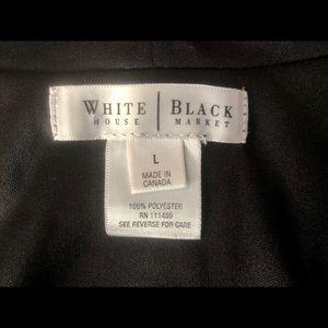 White House Black Market Tops - WHBM Halter Top - L